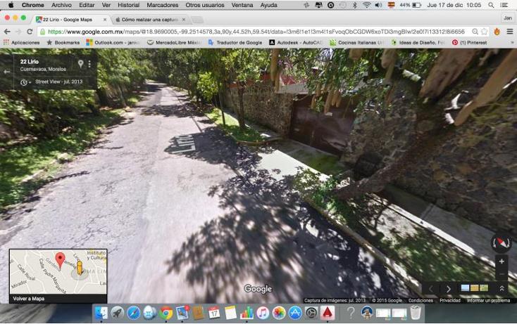 Foto de terreno habitacional en venta en  114, rancho cortes, cuernavaca, morelos, 1585030 No. 08