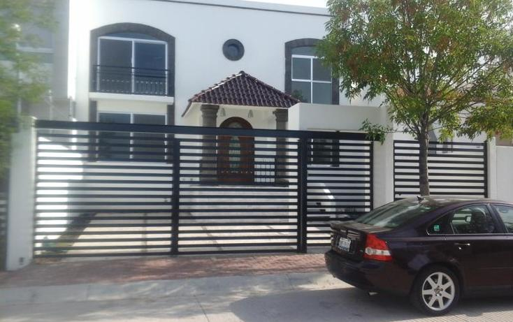 Foto de casa en venta en  114, real de juriquilla (diamante), quer?taro, quer?taro, 1527960 No. 01