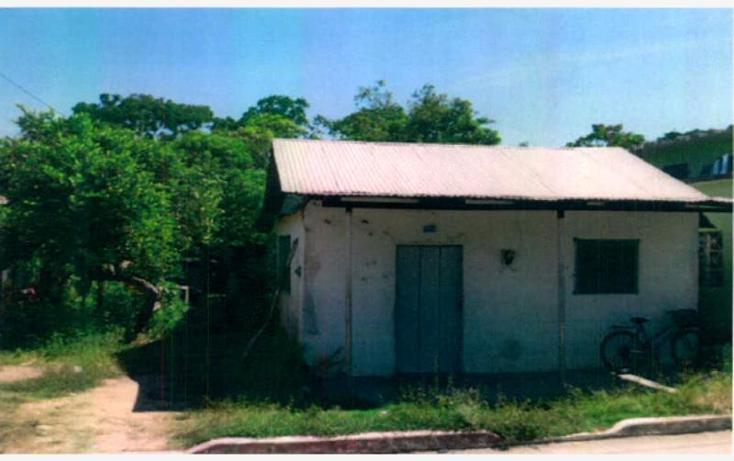 Foto de terreno habitacional en venta en callejon amate 115, jaltipan de morelos centro, jáltipan, veracruz de ignacio de la llave, 1446877 No. 01