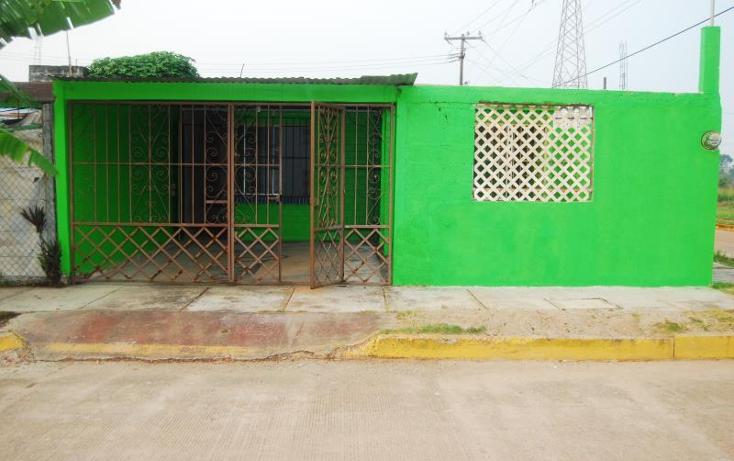 Foto de casa en venta en  115, las mercedes, centro, tabasco, 1952840 No. 01