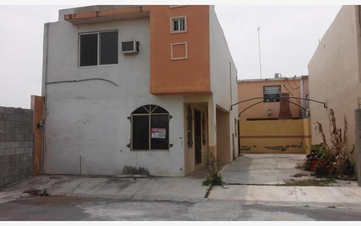 Foto de casa en venta en  115, residencial del valle, reynosa, tamaulipas, 1723580 No. 01