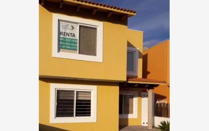 Foto de casa en renta en  116, juriquilla, querétaro, querétaro, 1745147 No. 01