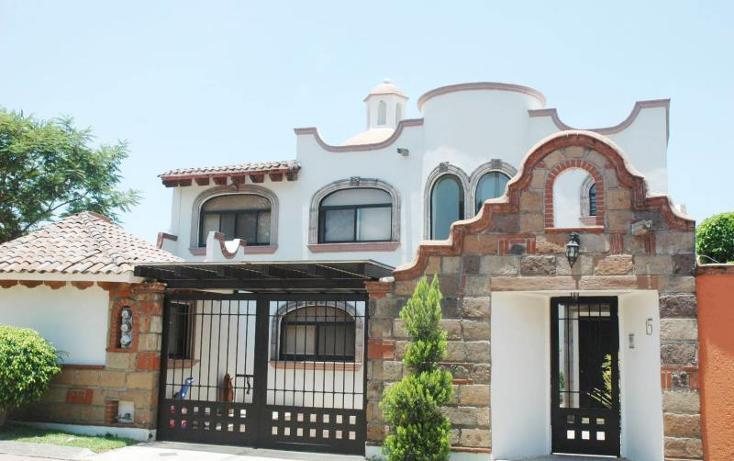 Foto de casa en venta en  116, la pradera, cuernavaca, morelos, 482358 No. 01