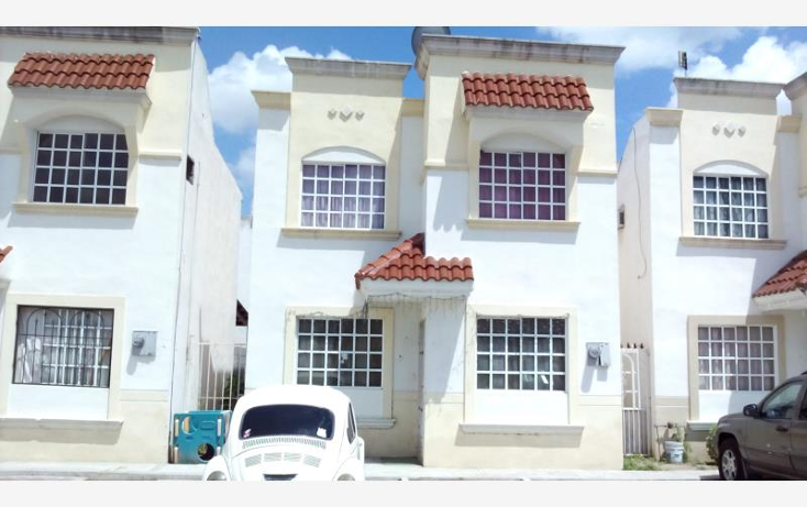 Foto de casa en venta en  116, las haciendas, reynosa, tamaulipas, 1818592 No. 01