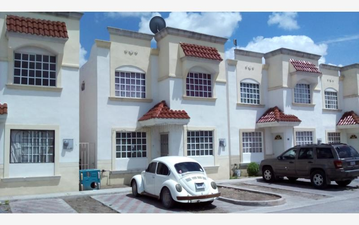 Foto de casa en venta en  116, las haciendas, reynosa, tamaulipas, 1818592 No. 02