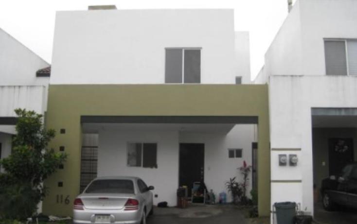 Foto de casa en venta en  116, maya, guadalupe, nuevo león, 1650104 No. 01