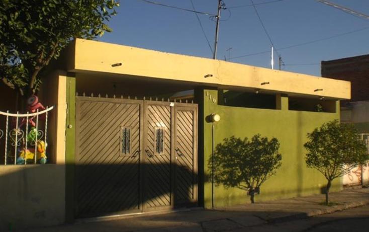 Foto de casa en venta en  116, retornos, san luis potosí, san luis potosí, 1526978 No. 01