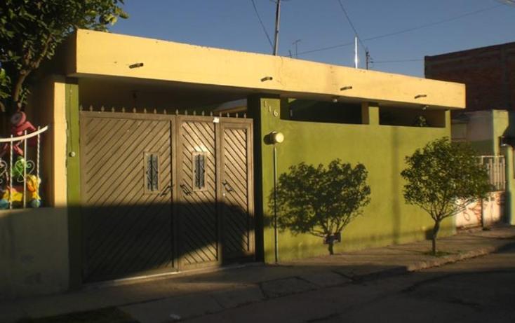 Foto de casa en venta en  116, retornos, san luis potosí, san luis potosí, 1526978 No. 02