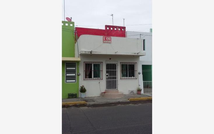 Foto de casa en venta en  117, playa linda, veracruz, veracruz de ignacio de la llave, 1541420 No. 01