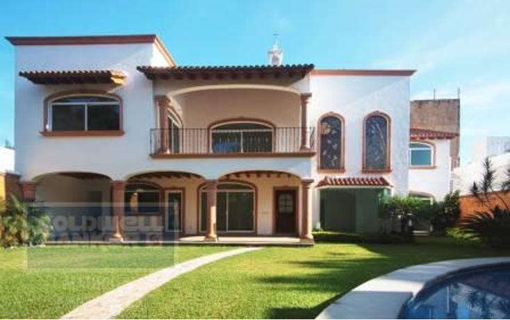 Foto de casa en venta en  117, vista hermosa, cuernavaca, morelos, 2014068 No. 01