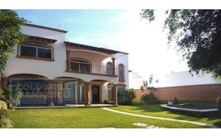 Foto de casa en venta en  117, vista hermosa, cuernavaca, morelos, 2014068 No. 02