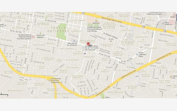 Foto de local en renta en  1170, caminera, tuxtla gutiérrez, chiapas, 380607 No. 09