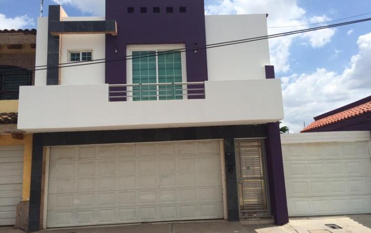 Foto de casa en venta en  1178, residencial hacienda, culiacán, sinaloa, 1328975 No. 01