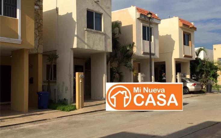 Foto de casa en venta en  118 b, floresta, altamira, tamaulipas, 1905546 No. 01
