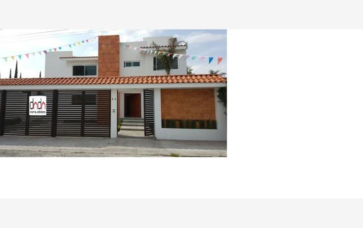 Foto de casa en venta en  118, san francisco juriquilla, querétaro, querétaro, 2044226 No. 01