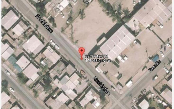 Foto de casa en venta en  119, balbuena, mexicali, baja california, 583929 No. 02