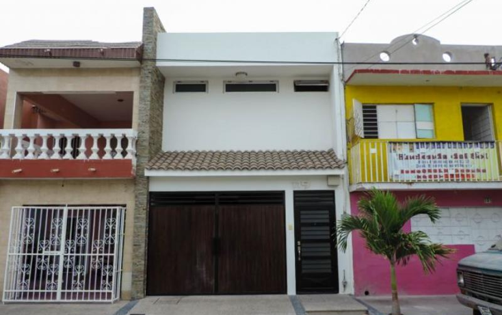 Foto de casa en venta en  119, ferrocarrilera, mazatl?n, sinaloa, 1181021 No. 01