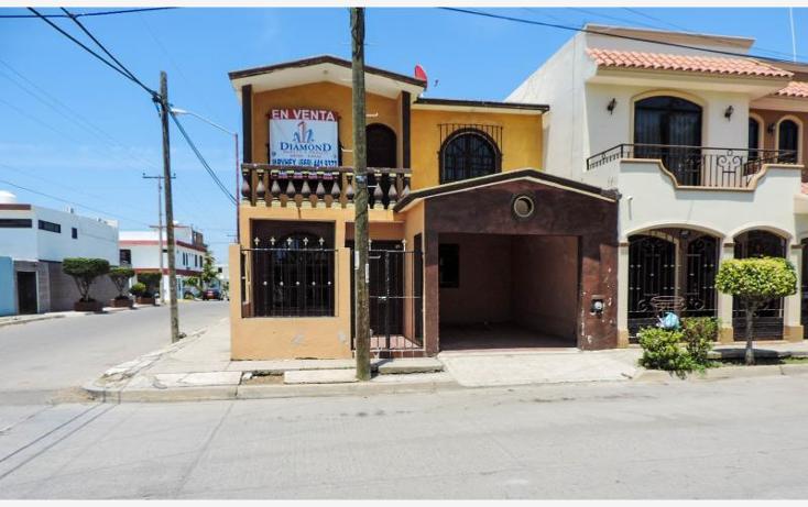 Foto de casa en venta en  119, mar de cortes, mazatl?n, sinaloa, 1528302 No. 02