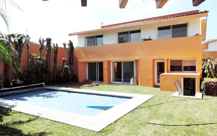 Foto de casa en renta en  12, buenavista, cuernavaca, morelos, 759509 No. 01