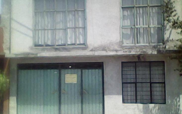 Foto de casa en venta en  12, casas reales, ecatepec de morelos, méxico, 480718 No. 01
