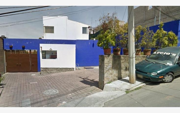 Foto de casa en venta en 12 de diciembre 13, cuajimalpa, cuajimalpa de morelos, distrito federal, 2786617 No. 01