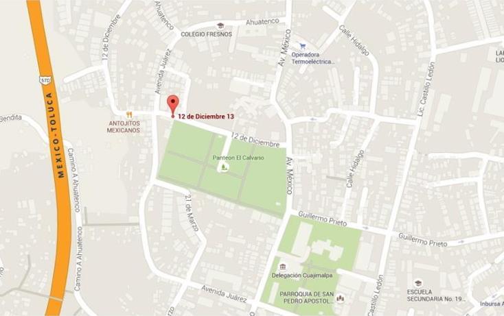 Foto de casa en venta en 12 de diciembre 13, cuajimalpa, cuajimalpa de morelos, distrito federal, 2850715 No. 02