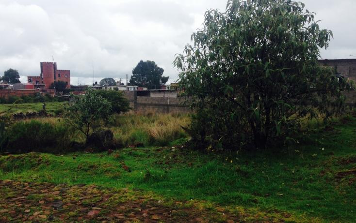 Foto de terreno habitacional en venta en 12 de octubre, amealco de bonfil centro, amealco de bonfil, querétaro, 509174 no 03