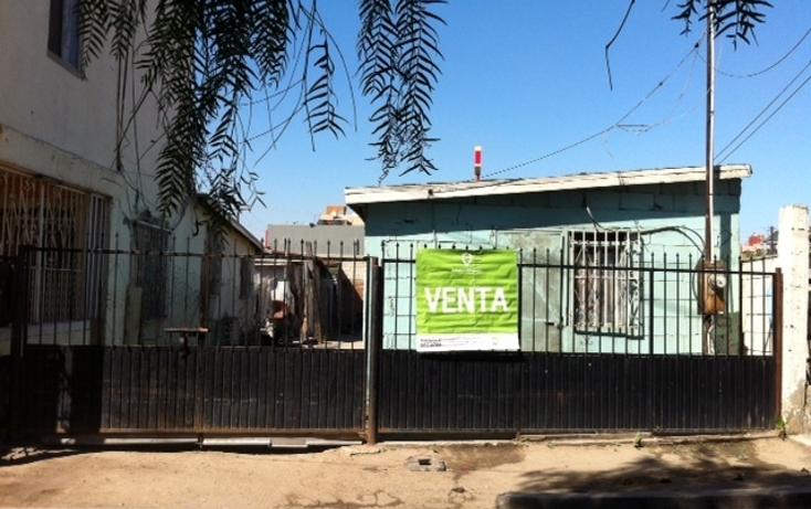 Foto de terreno habitacional en venta en  , anexa 20 de noviembre, tijuana, baja california, 833917 No. 01