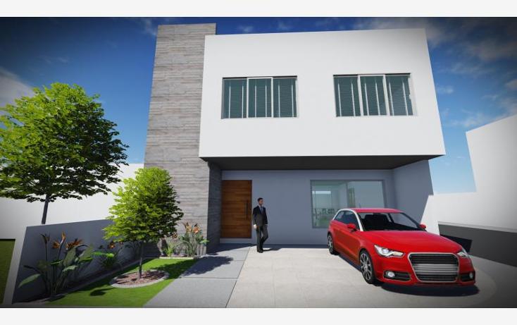 Foto de casa en venta en  12, el mirador, el marqu?s, quer?taro, 1528604 No. 01