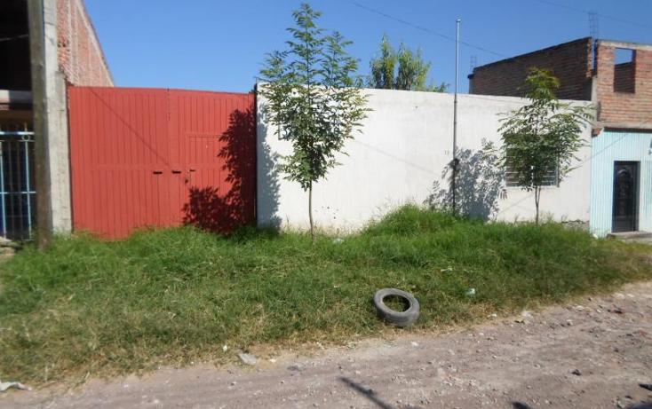 Foto de terreno habitacional en venta en  12, el salto centro, el salto, jalisco, 776303 No. 01