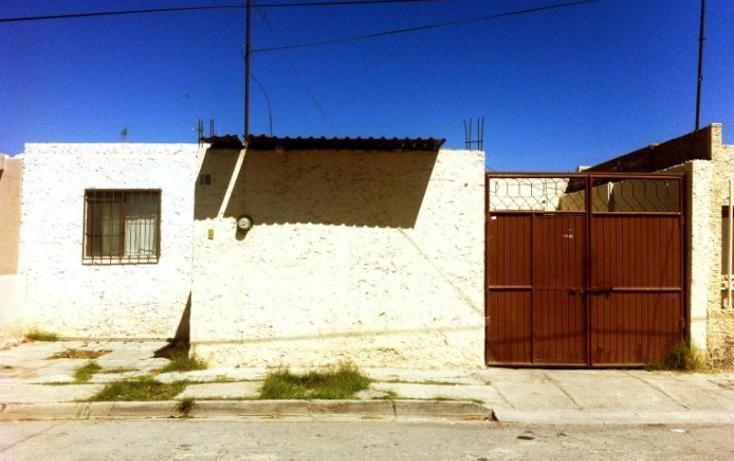 Foto de casa en venta en  12, la fuente, torreón, coahuila de zaragoza, 387830 No. 01