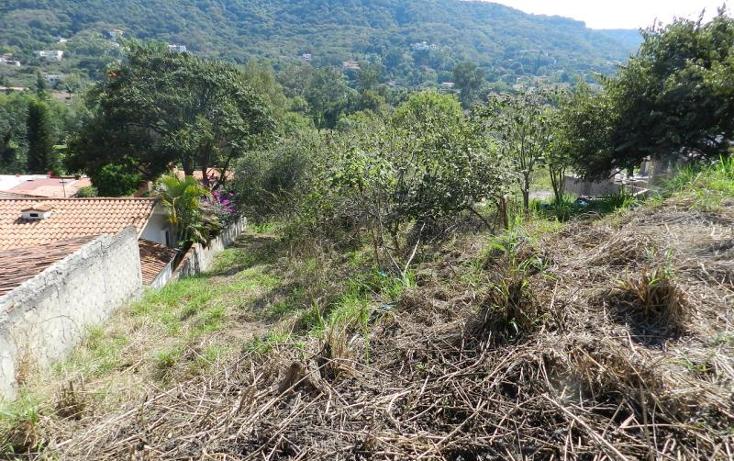 Foto de terreno habitacional en venta en  12, las ca?adas, zapopan, jalisco, 1473815 No. 04