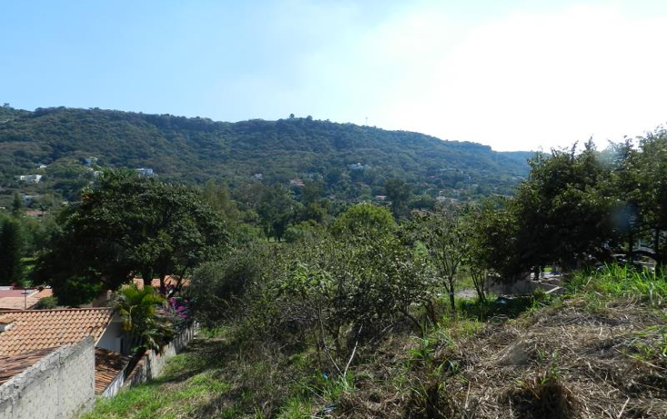 Foto de terreno habitacional en venta en  12, las ca?adas, zapopan, jalisco, 1473815 No. 05