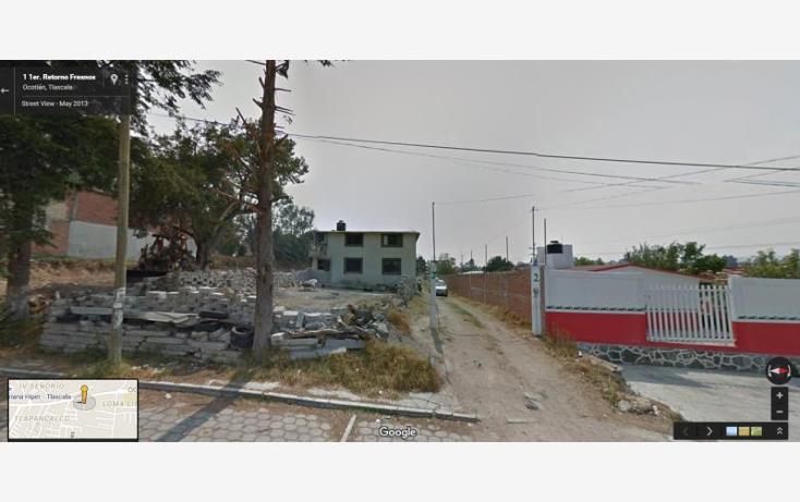 Foto de casa en venta en  12, loma bonita, tlaxcala, tlaxcala, 1725568 No. 01