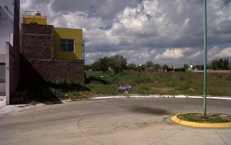 Foto de terreno habitacional en venta en  12, residencial monarca, zamora, michoac?n de ocampo, 834907 No. 04