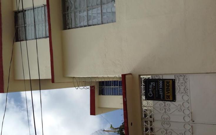 Foto de casa en venta en  12, santiago miltepec, toluca, méxico, 1690554 No. 01