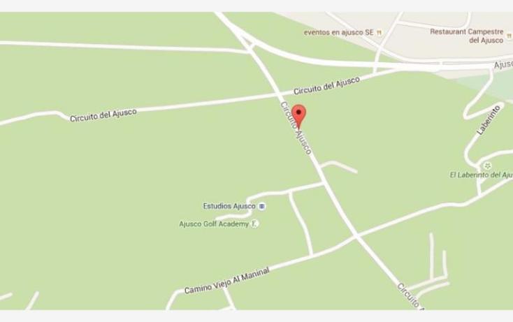 Foto de terreno habitacional en venta en  12, santo tomas ajusco, tlalpan, distrito federal, 1849604 No. 01