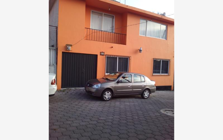 Foto de casa en renta en  12, tetelpan, ?lvaro obreg?n, distrito federal, 1610140 No. 01