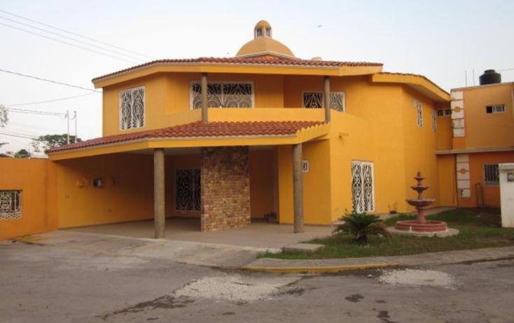 Foto de casa en venta en  120, el cedro, centro, tabasco, 1528222 No. 01