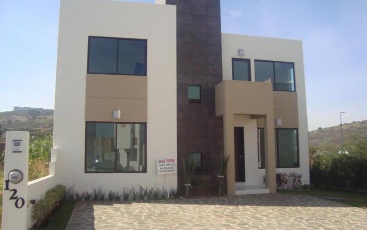 Foto de casa en venta en  120, paseo del parque, morelia, michoac?n de ocampo, 582366 No. 01