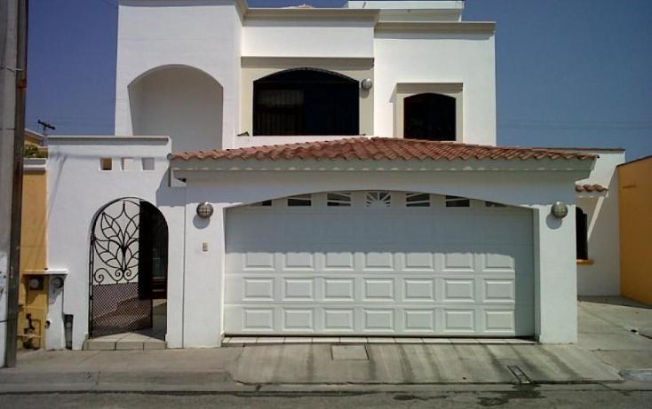Foto de casa en venta en  120, valle dorado, mazatlán, sinaloa, 1358463 No. 01