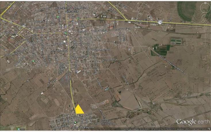 Foto de terreno habitacional en venta en  1200, ignacio zaragoza, huamantla, tlaxcala, 616355 No. 05