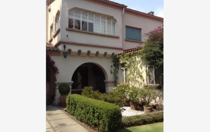 Foto de casa en renta en  1200, lomas de chapultepec ii sección, miguel hidalgo, distrito federal, 1780072 No. 01
