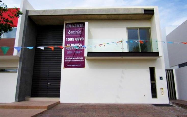 Foto de casa en venta en  1204, solares, zapopan, jalisco, 1313497 No. 01