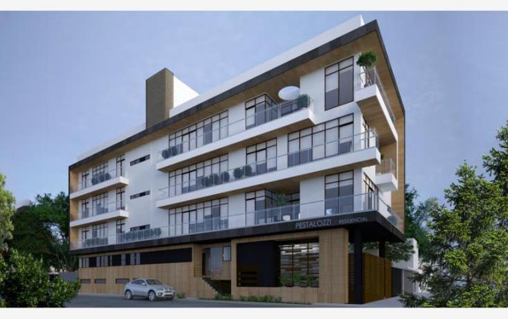 Foto de departamento en venta en  121, del valle centro, benito juárez, distrito federal, 2210532 No. 03