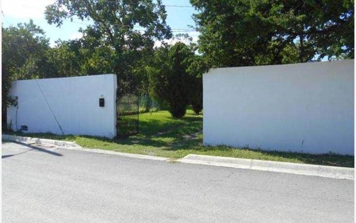 Foto de terreno habitacional en venta en  121, el cercado centro, santiago, nuevo le?n, 2026178 No. 01
