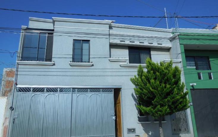 Foto de casa en venta en  121, el dorado 1a sección, aguascalientes, aguascalientes, 1759498 No. 02