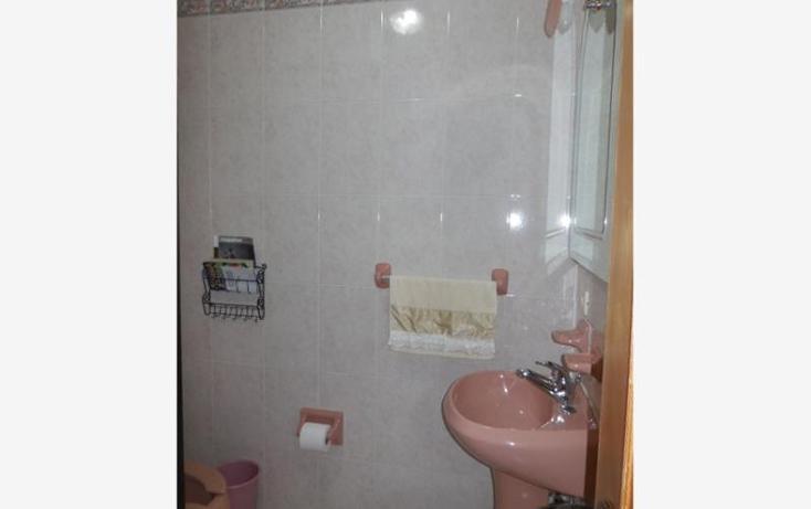 Foto de casa en venta en  121, el dorado 1a sección, aguascalientes, aguascalientes, 1759498 No. 21