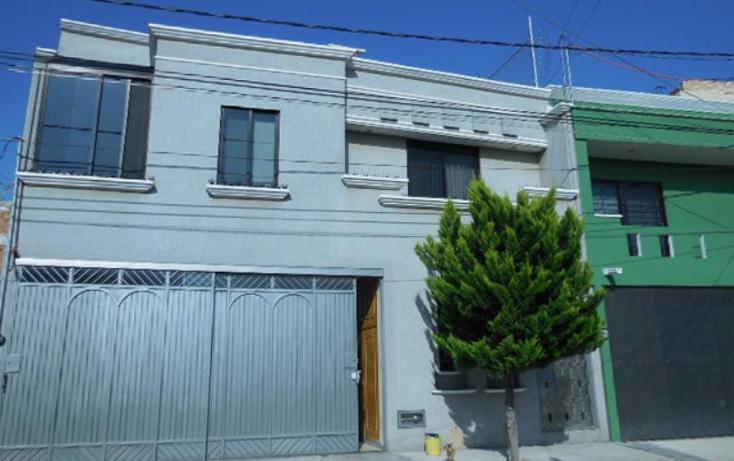 Foto de casa en venta en  121, valle dorado, aguascalientes, aguascalientes, 1759498 No. 01