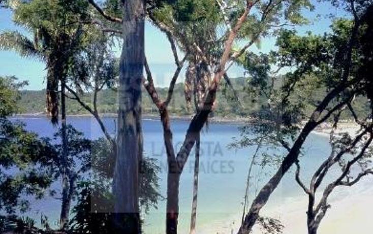 Foto de terreno habitacional en venta en  12-18, chacala, compostela, nayarit, 1034175 No. 06
